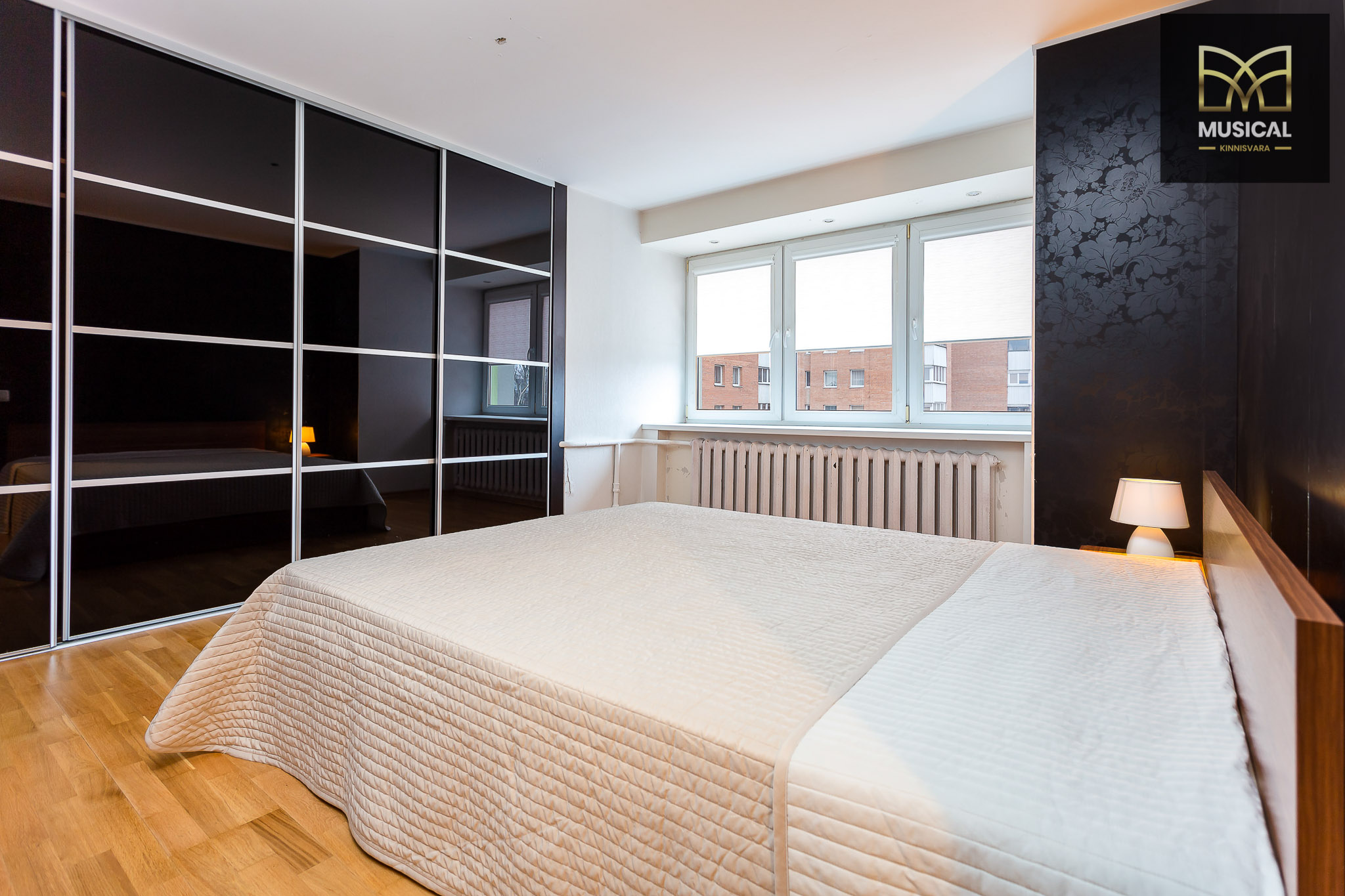 Mustamäel üürida 2-toaline korter