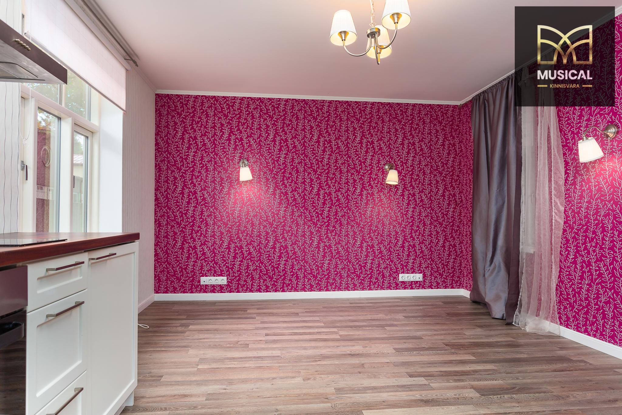 LIIGA ODAV! Müüa Tallinnas Nõmmel ilus 2-toaline korter.