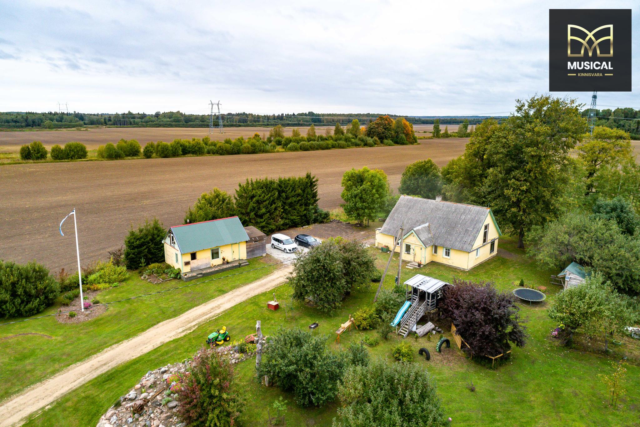 Müüa armas talu Pärnumaal!
